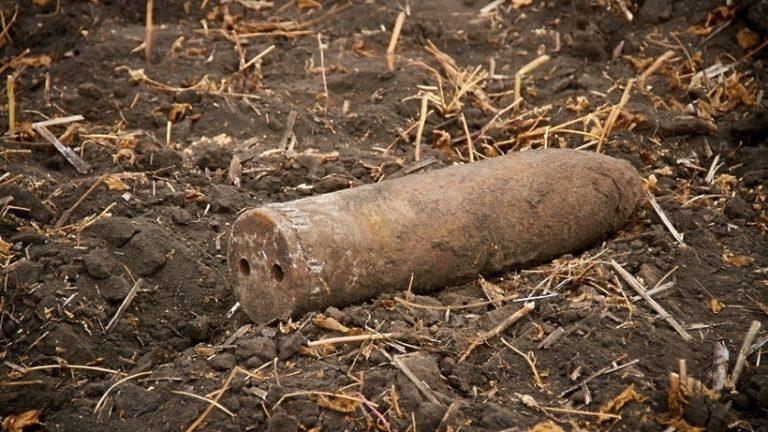 Боеприпас времён Второй мировой войны нашли в г.о. Солнечногорск