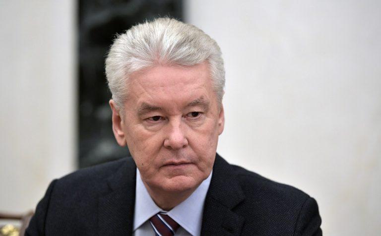 Собянин о высокой смертности в Москве