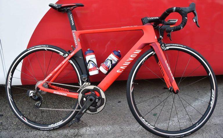 Велосипед стоимостью 400 тыс. рублей украли в Химках