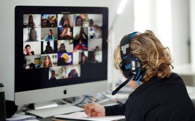 В Подмосковье вводят новый обучающий электронный сервис