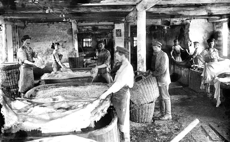 Промышленность не только ткацкая