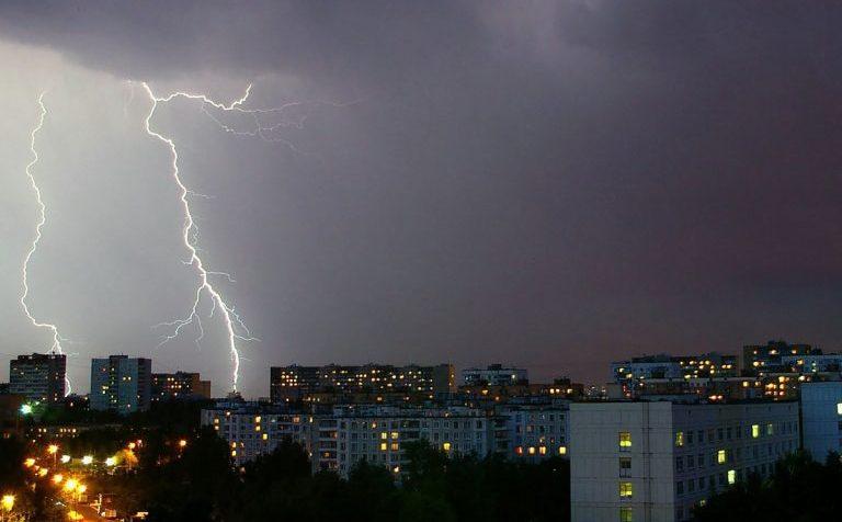 Предупреждение о неблагоприятный метеоусловиях в Подмосковье