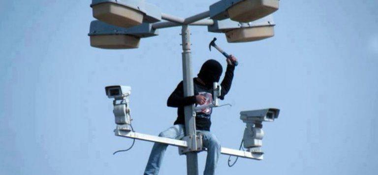 За несколько месяцев почти 10% камер фиксации на дорогах Подмосковья сломано и украдено