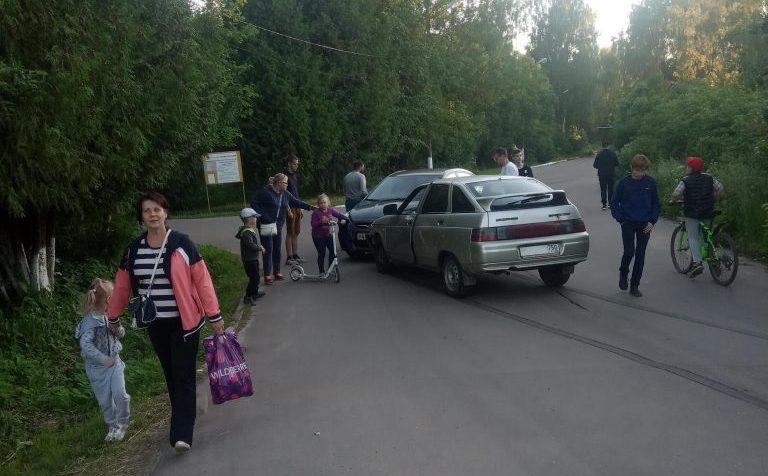 Отсутствие дорожных знаков в Клин-9 приводит к происшествиям