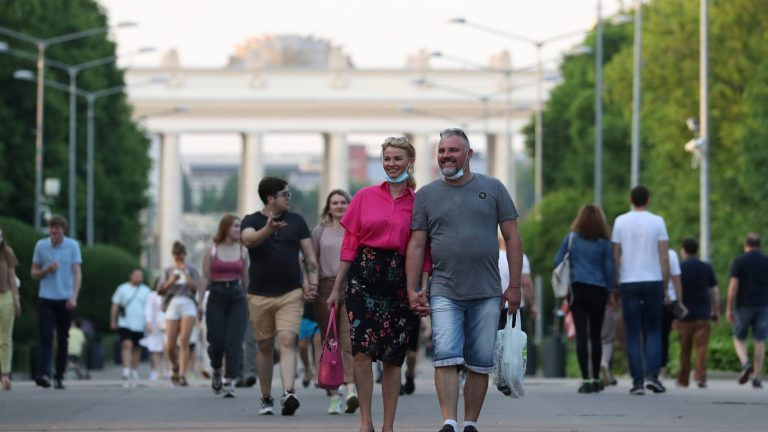Снятие ограничений в Москве продолжается