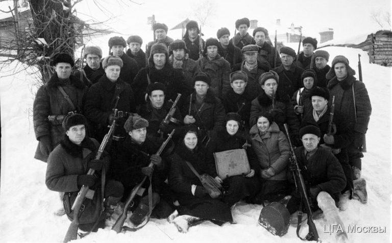 Сегодня отмечается День партизан и подпольщиков
