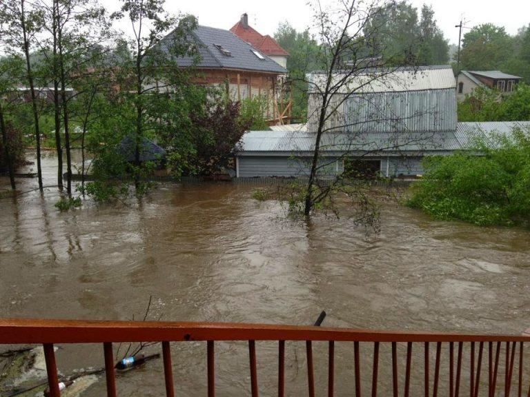 Число подтопленных приусадебных участков и дачных домов в Подмосковье сократилось