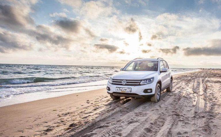 На какие курорты России уже можно поехать на автомобиле