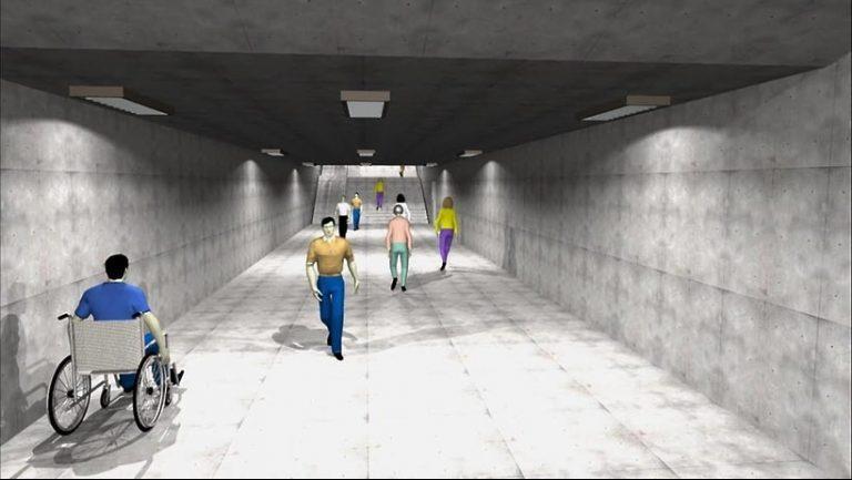 РЖД прокладывает подземные переходы в Солнечногорске