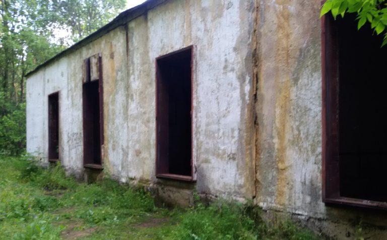 Труп мужчины найден в заброшенной подстанции в Клину Московской области
