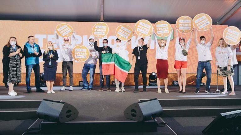 В Солнечногорске завершилась первая смена форума «Территория смыслов»
