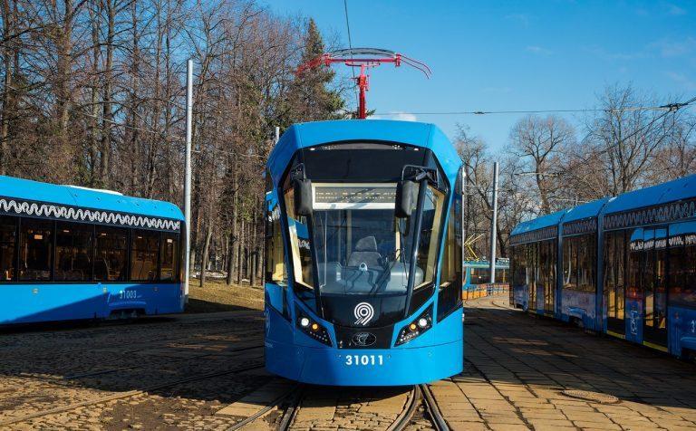Планируется пустить трамвай от Москвы до Зеленограда