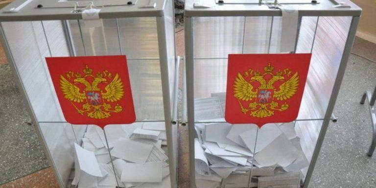 Избирательный участок в Химках закрылся раньше времени