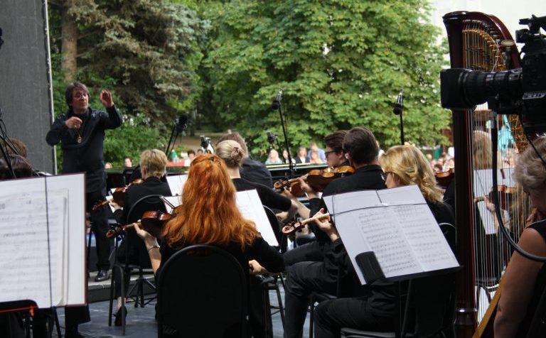 В Клину пройдет VI Международный  фестиваль П.И. Чайковского