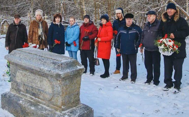 Могилу Григория Кашаева искал весь Высоковск