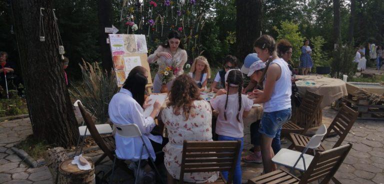 В Клину проходит фестиваль «СВОИ да НАШИ»