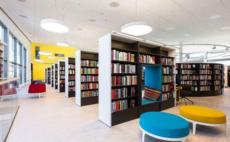 Модельная библиотека откроется в Клину