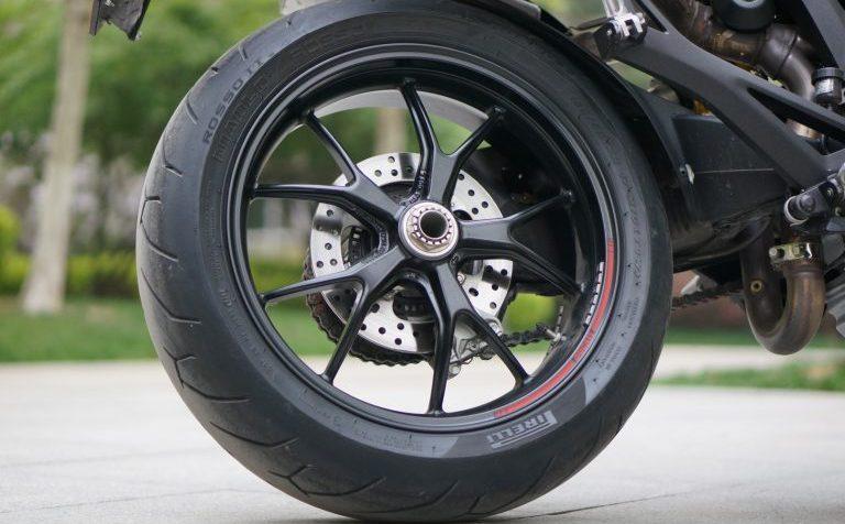 В Клину у мотоциклиста нашли более 400 граммов наркотиков
