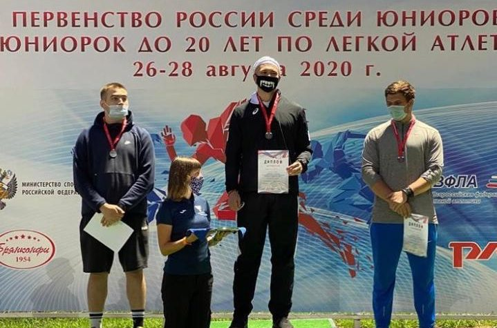 Клинчанин – чемпион России!