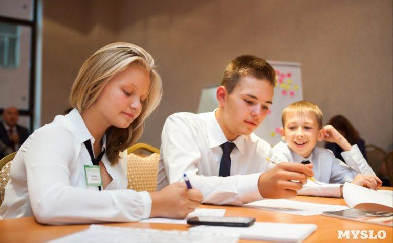 Школьников научат предпринимательской деятельности