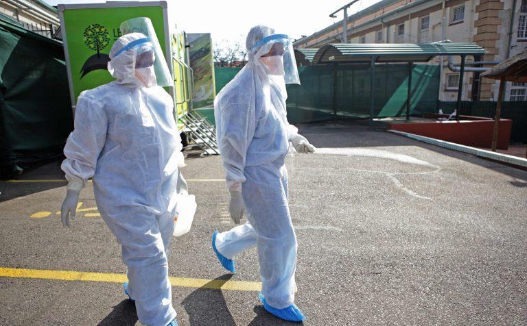 В 11 регионах России фиксируются вспышки коронавируса