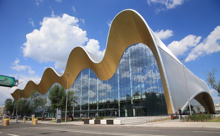 Столичный дворец гимнастики получил «Оскара» в сфере недвижимости