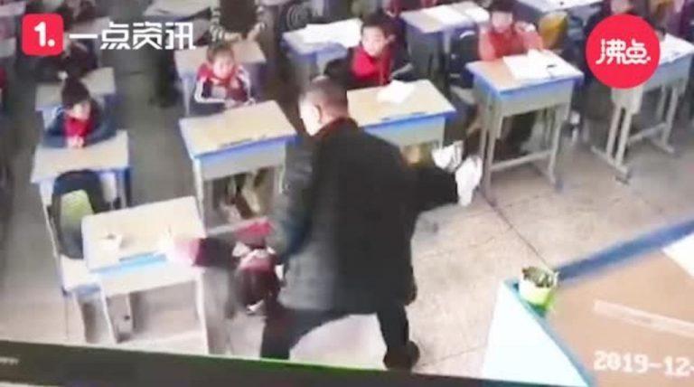 Учитель убил школьницу за неправильные ответы