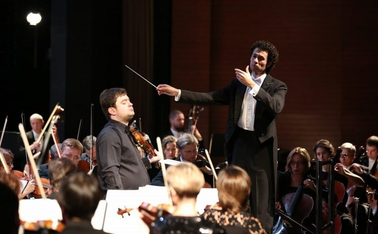 Госоркестр России даст традиционный концерт в Клину