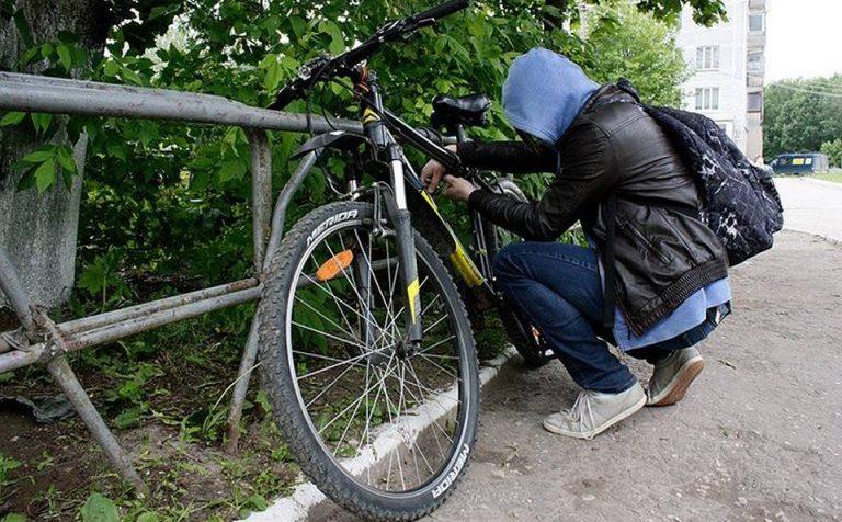 Похитителя велосипеда задержали в подмосковном г.о. Клин