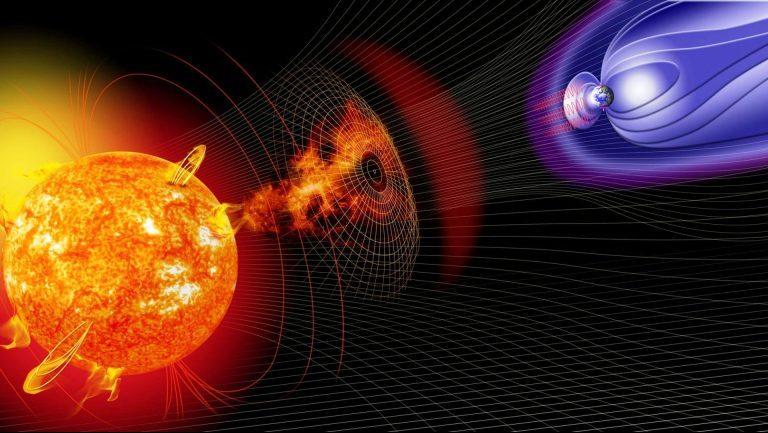 Ожидаются магнитные бури уровня G1