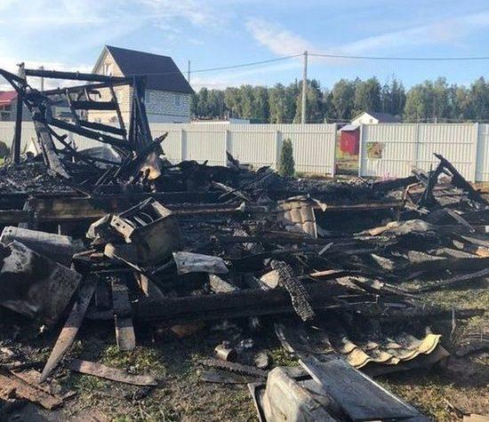 Причины пожаров за неделю: замыкания и печи