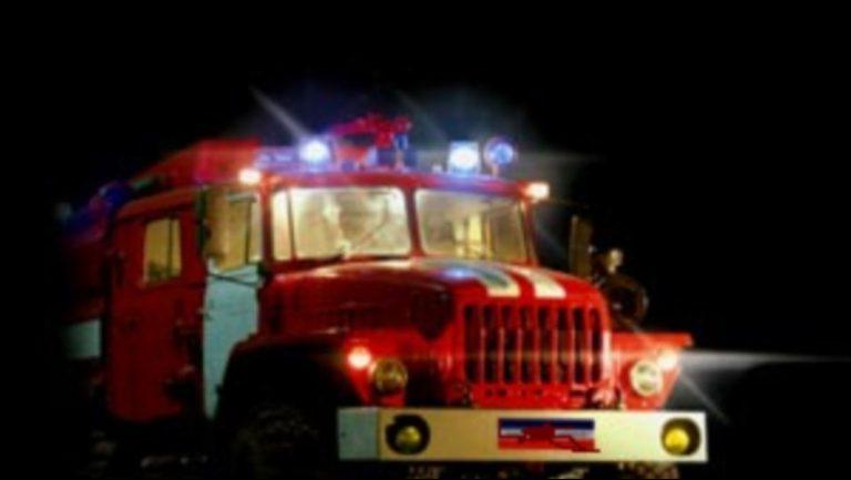 Две женщины пострадали от пожаров