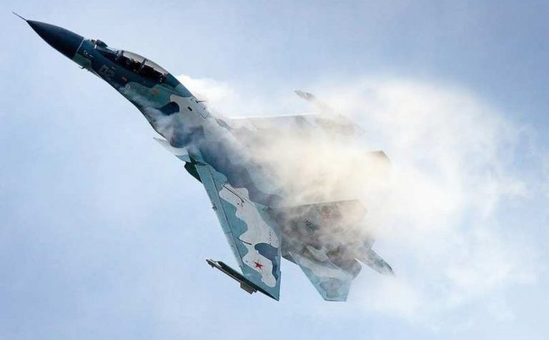 Истребитель СУ-30 был сбит своим?