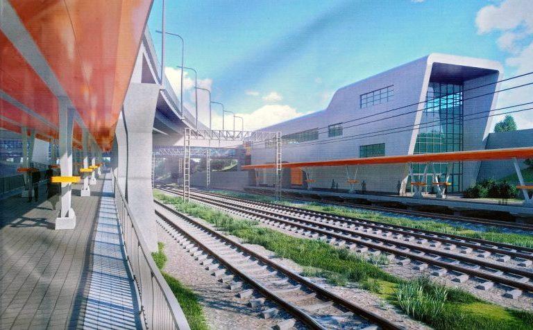 Новая железнодорожная станция Ховрино-2 откроется в этом году