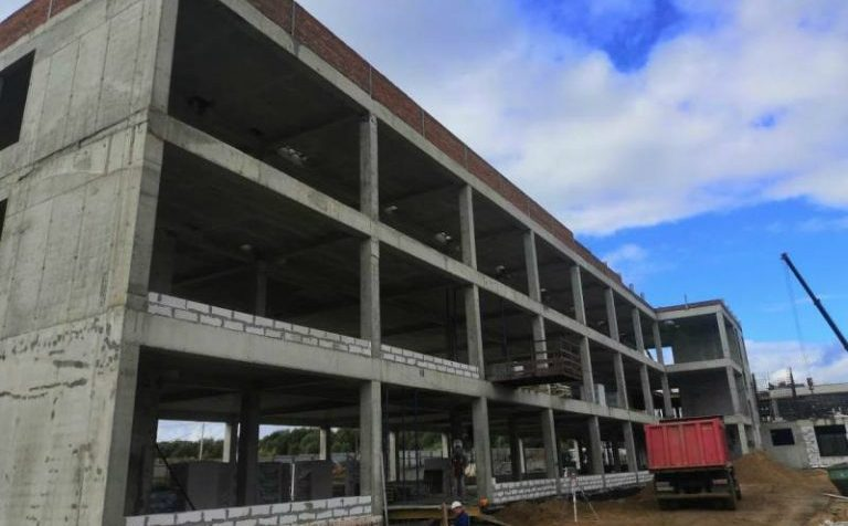 Новая школа в Клину будет построена в срок