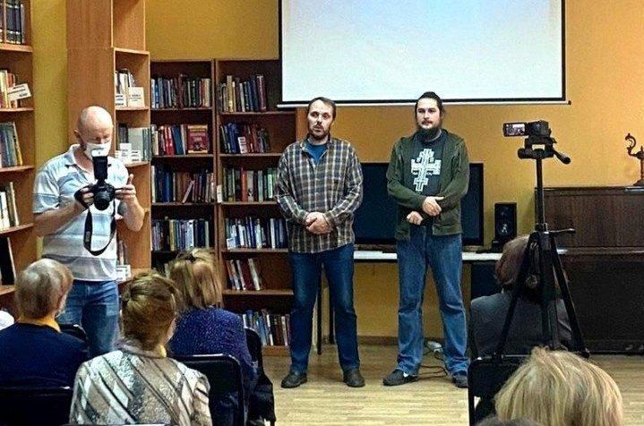 В Клину посмотрели «Страсти по Донбассу»