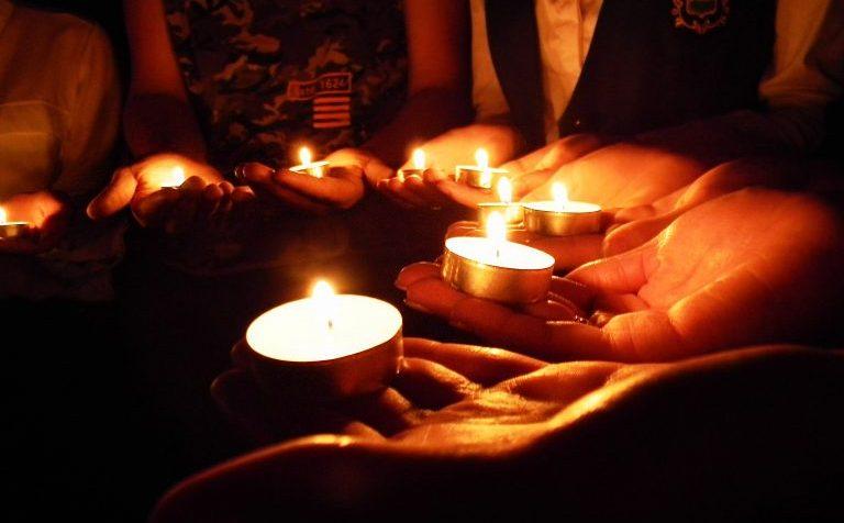 Клинские волонтёры приняли участие в акции дня памяти жертвам трагедии в Беслане