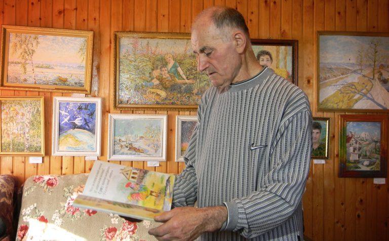 Домашняя выставка художника Никонорова
