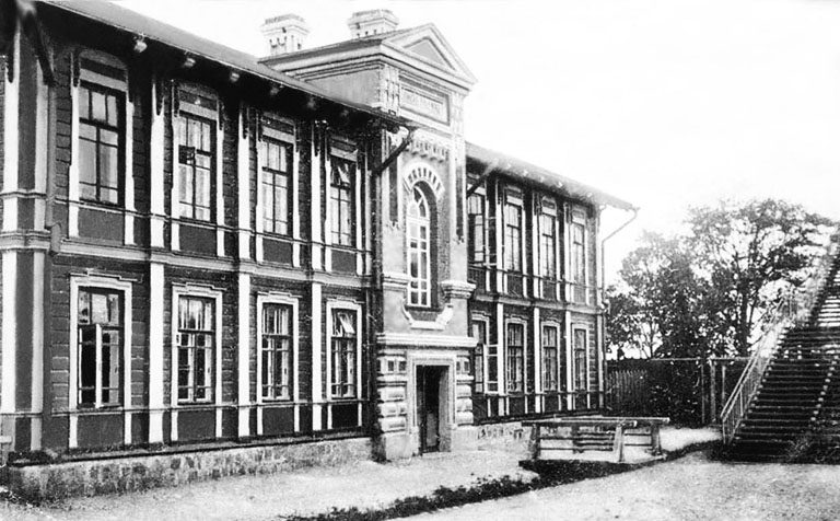 Классная работа: история железнодорожного училища в Клину