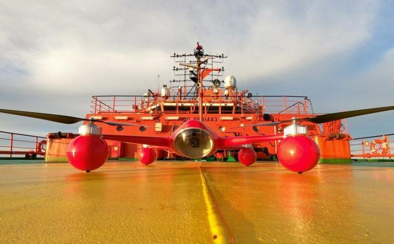 Подмосковные беспилотники будут изучать Арктику