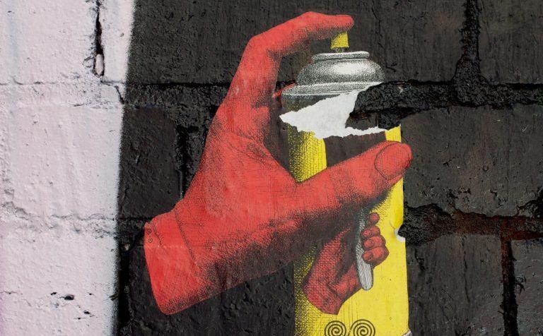 Половые органы рисовала на стенах домов девочка в Зеленограде