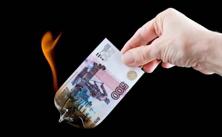 Михаил Делягин: скоро начнётся «сгорание» денег населения