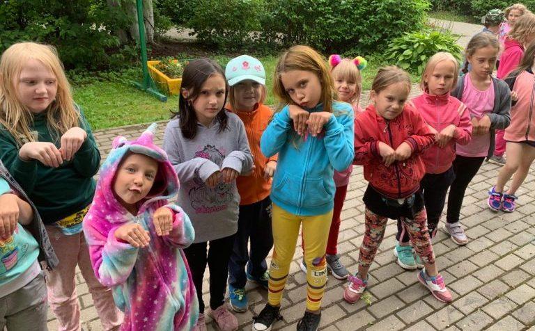 Осенняя смена откроется в детском лагере под Клином