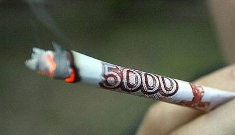 Ожидается наплыв поддельных сигарет на российский рынок