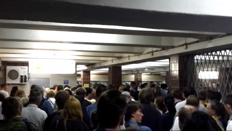 Когда откроется подземный переход к станции метро «Комсомольская»