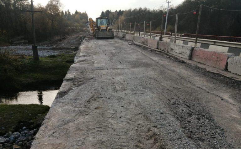 Соединяющий Ленинградское шоссе и «Алексинский карьер» мост отремонтируют