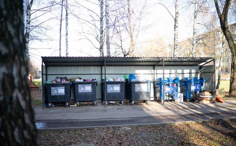 Подмосковье может получить субсидию на закупку новых контейнеров для раздельного сбора мусора