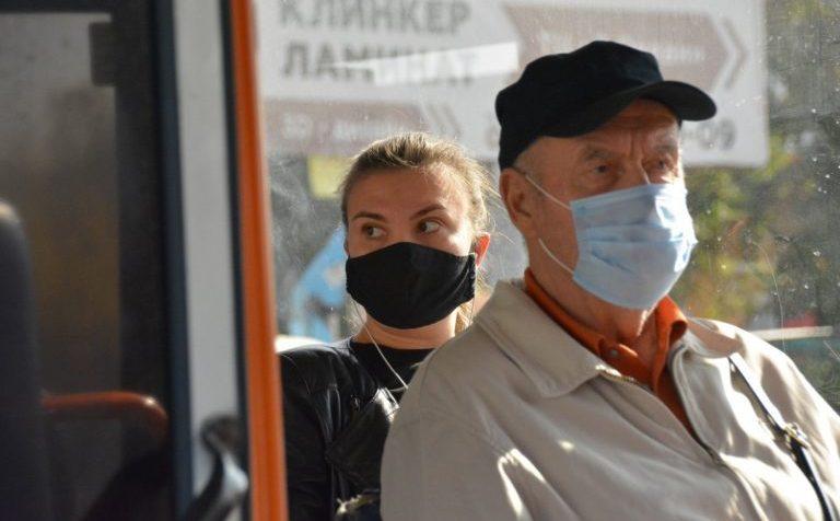 Фотографировать пассажиров без масок будут в подмосковных автобусах