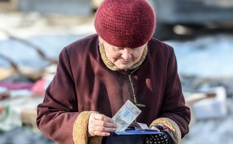 Заморозка пенсий продлевается на год