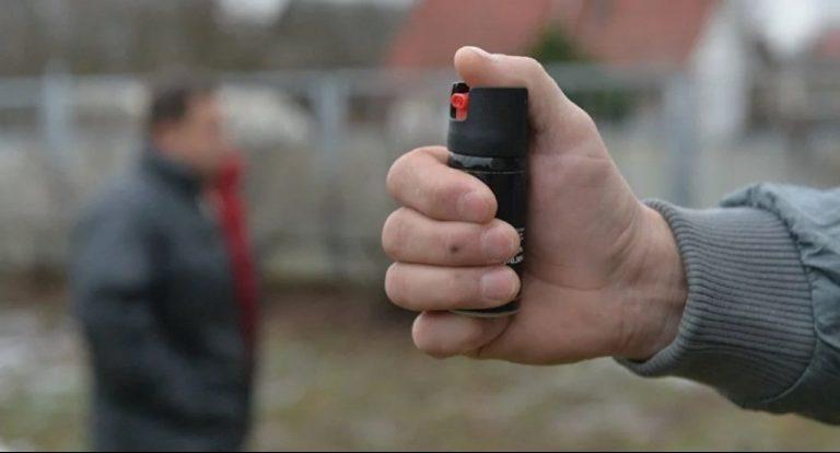 Жителя Зеленограда ограбили с помощью перцового баллончика